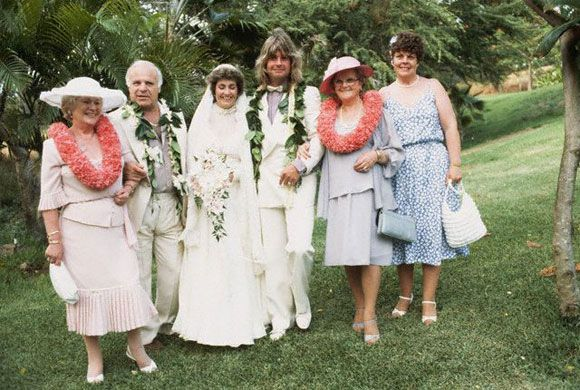 Ozzy E Sharon Wedding