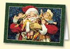 Old World Christmas Greeting Cards