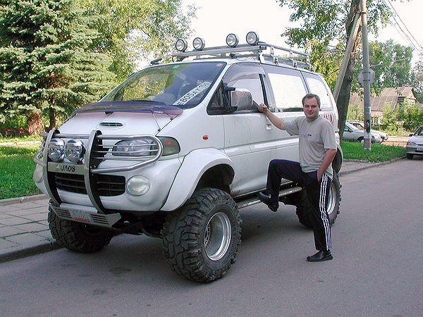 Préférence Hiace Hobo - Living in a Toyota Camper Van: Mitsubishi Delica  BA55