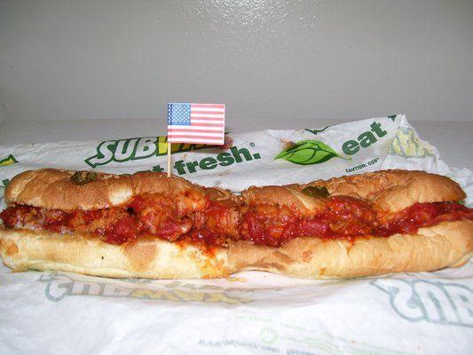 recipe: meatball marinara subway recipe [24]