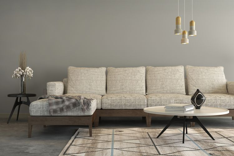 Choosing the Right Area Rug for Your Living Room | Living ...