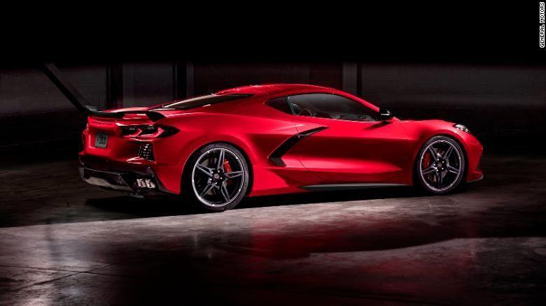 New Chevrolet Corvette In 2020 Chevrolet Corvette Chevrolet Corvette Stingray Corvette Stingray