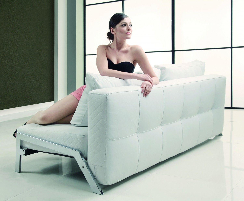 Sofa Bed White Creative Furniture