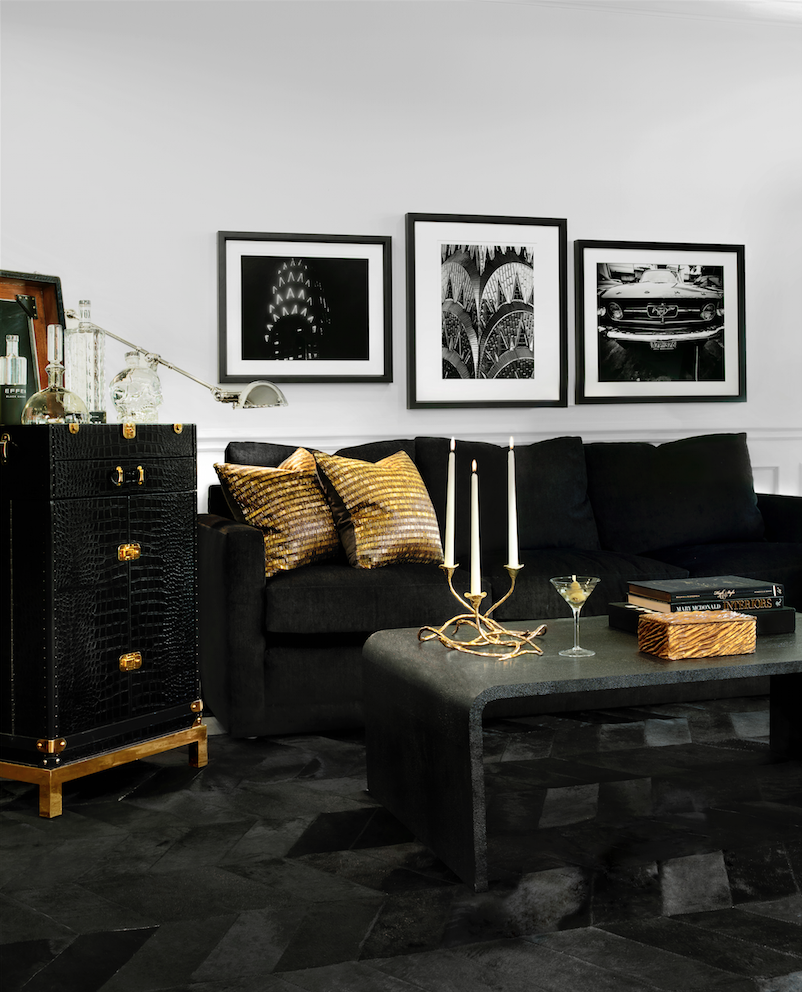 Living Room Furniture St Louis The One Fifth Trunk Bar From Ralph Lauren Home Shown In Our St