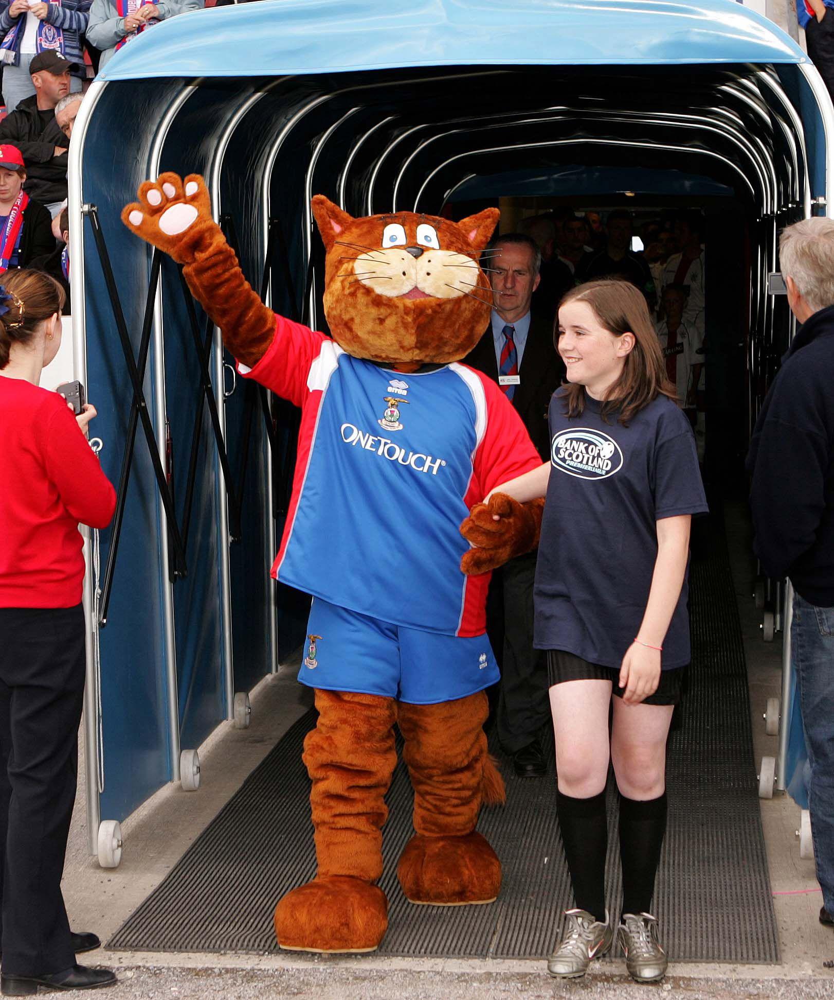 ICat #football #mascot #costume #cat