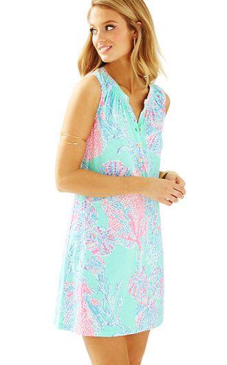 b8ad049f2f7ed Lilly Pulitzer Sleeveless Essie Dress