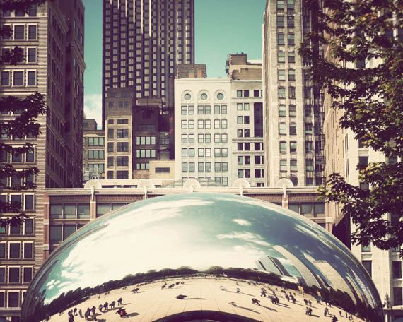 Chicago picture fine art photography Illinois photo by JourneysEye, $28.00