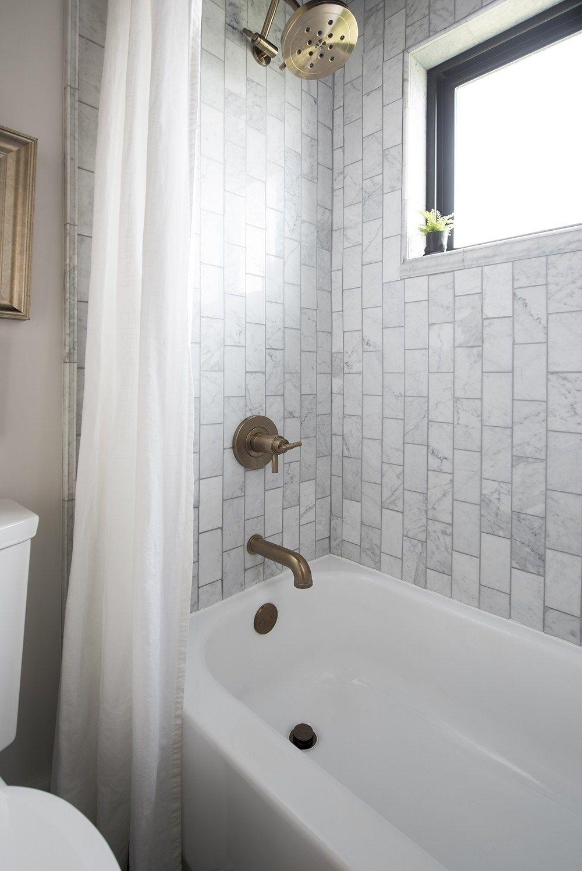 A Master Bathroom Renovation Magnolia Bathroom Remodel Master Master Bathroom Renovation Small Bathroom Remodel
