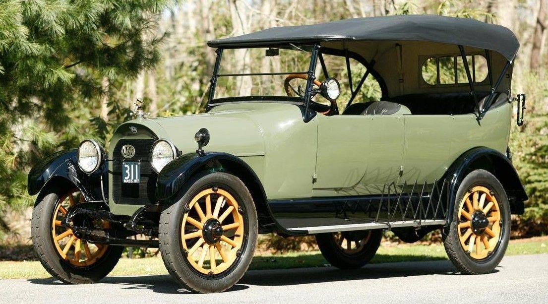 1917 Reo-Model-M Seven Passenger Touring | Reo | Pinterest ...