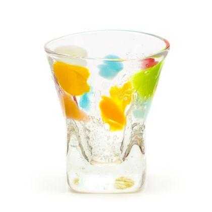 ドリンクグラス , ロックグラス - 幸愛硝子(ユキエガラス): 小樽より手作りガラスアクセサリーとグラスウェアの通販サイト