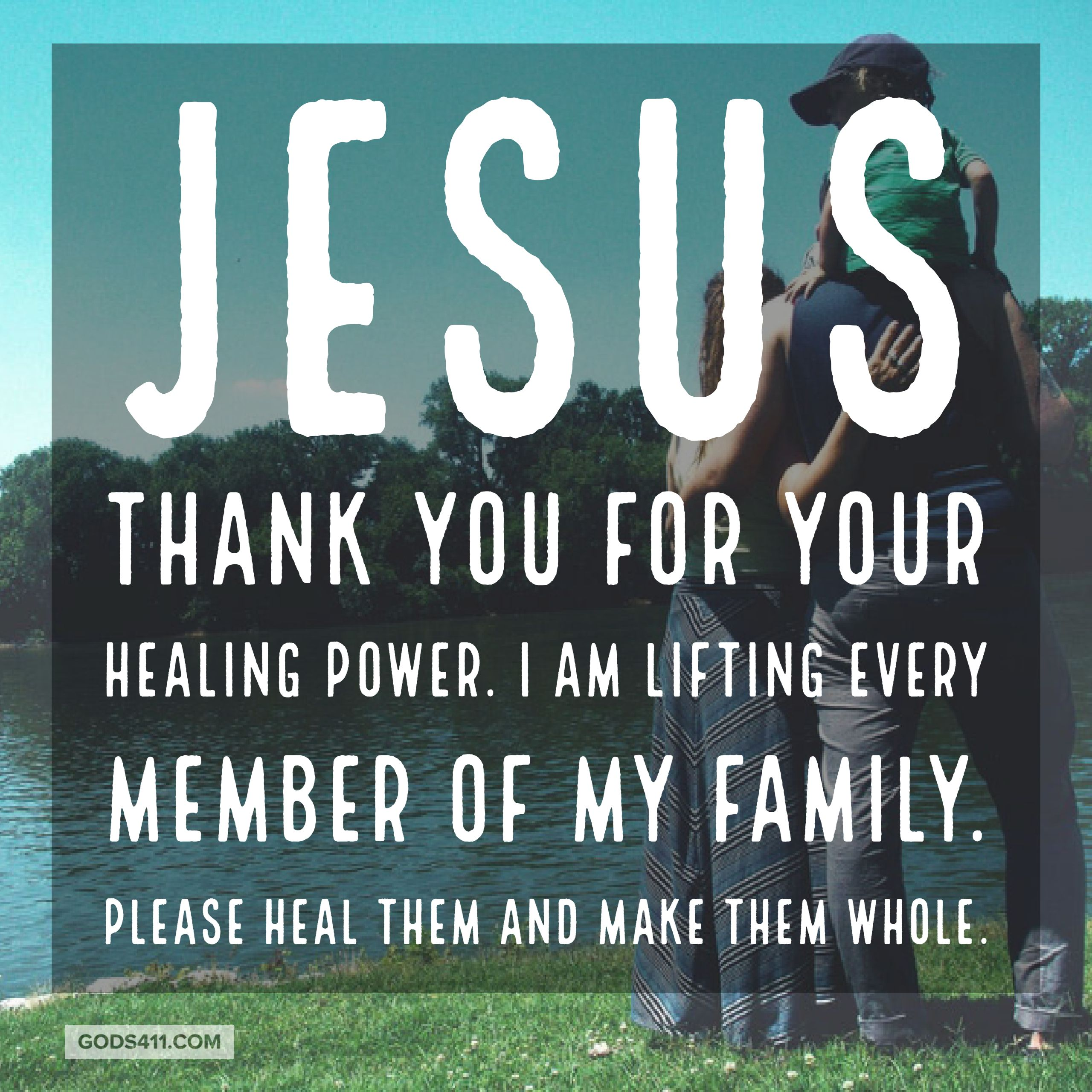 Quote About God's Healing Power