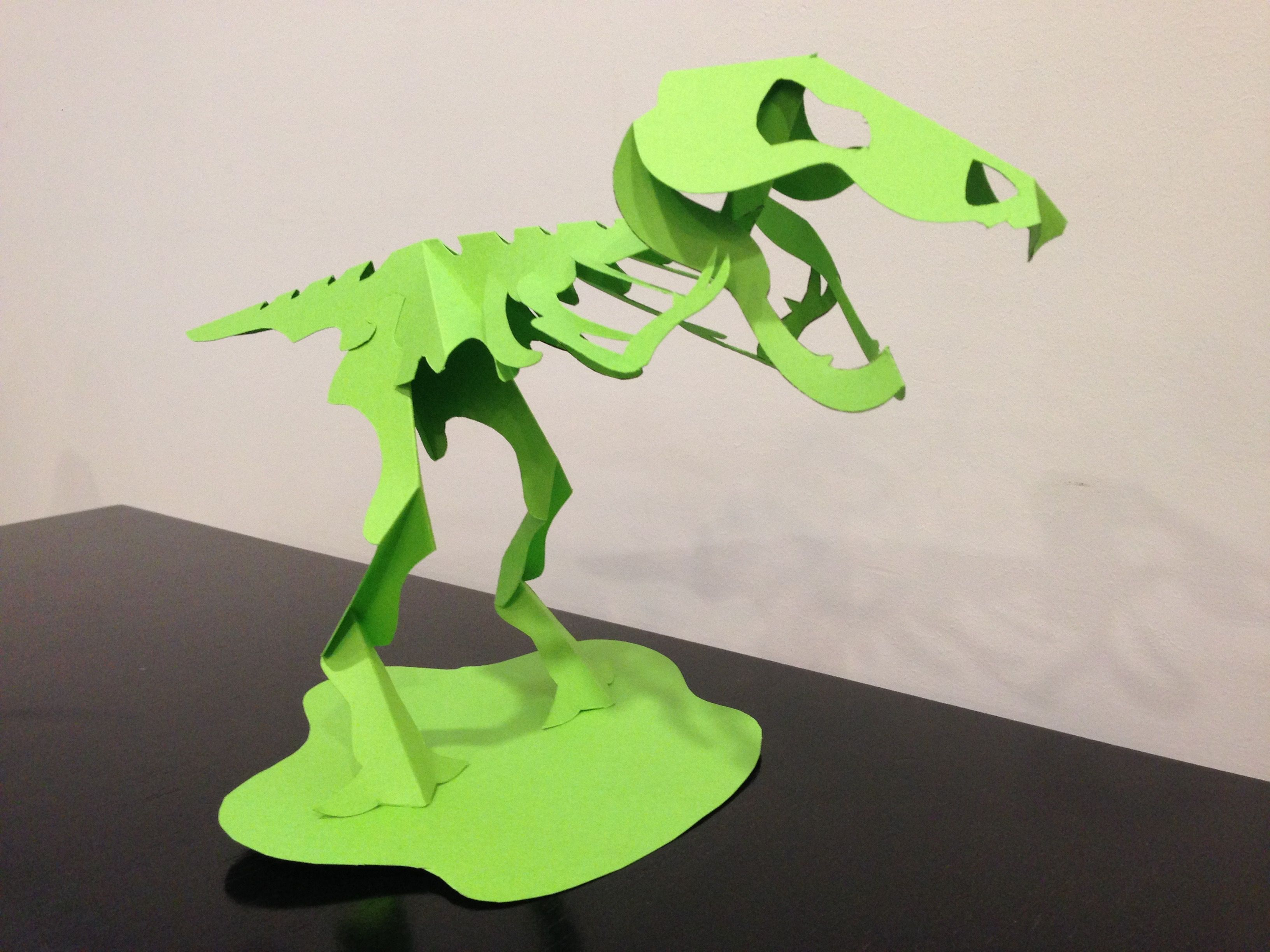 Dinosaur party - used these as table centre pieces for kid table