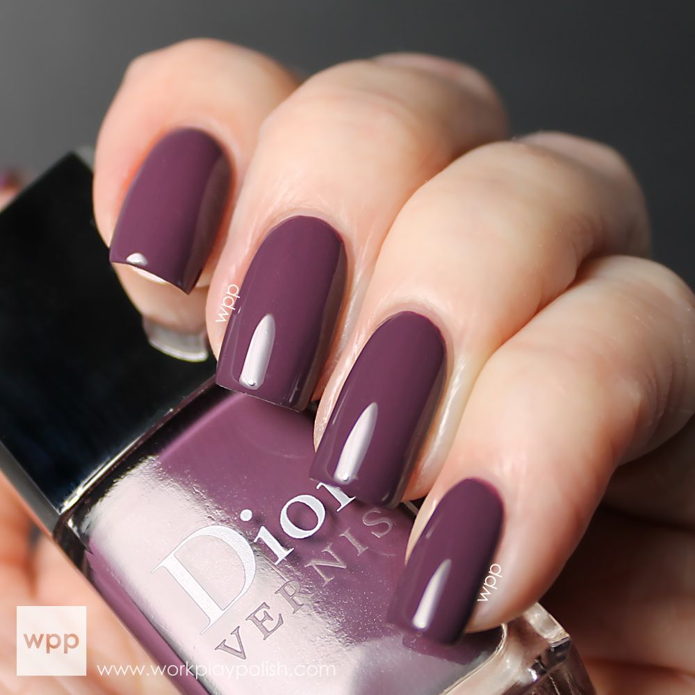 Dior Vernis (887) Purple Mix (work / play / polish) #wpp | Nails ...
