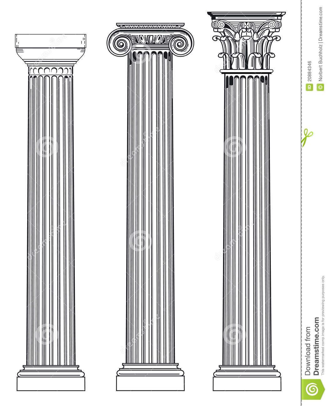 Colunas gregas pesquisa google fotos de pinturas e for Arredamento greco