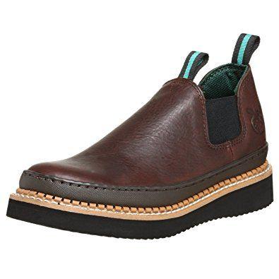 georgia boot men's gr274 giant romeo work shoe review