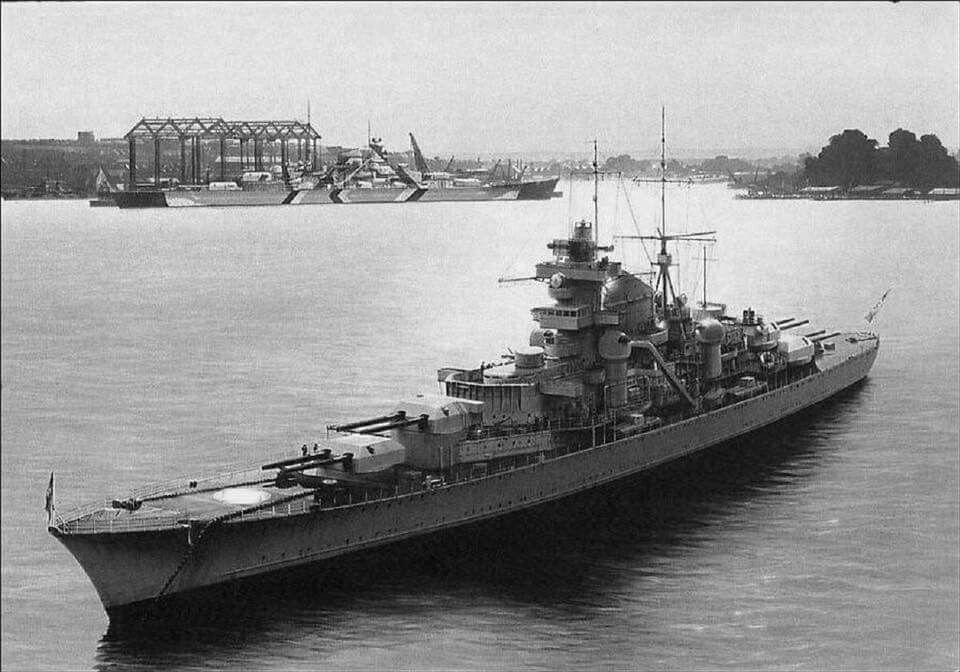 Remembering the Sinking of the Bismarck