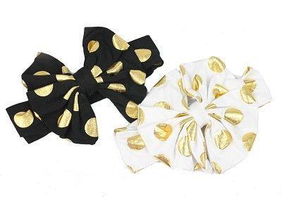 Headband (Polka Dots)
