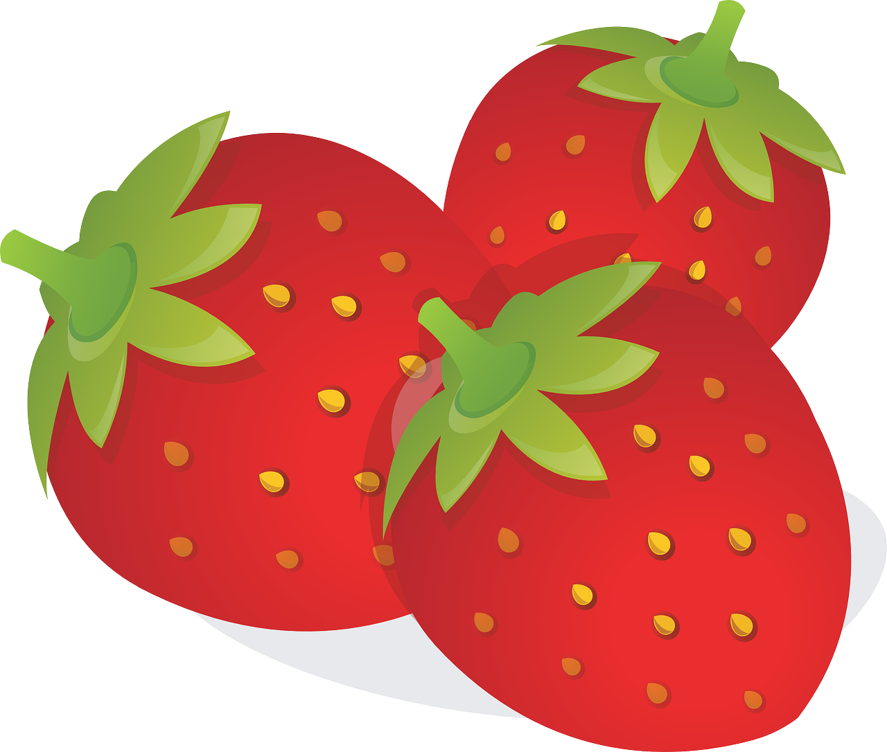 Free Image on Pixabay - Strawberries, Sweet, Red ...
