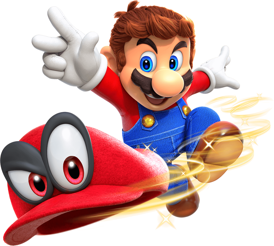 Super Mario Odyssey Imagenes Mario Bros Super Mario Bros Super Mario