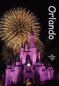 Capa do guia de Orlando