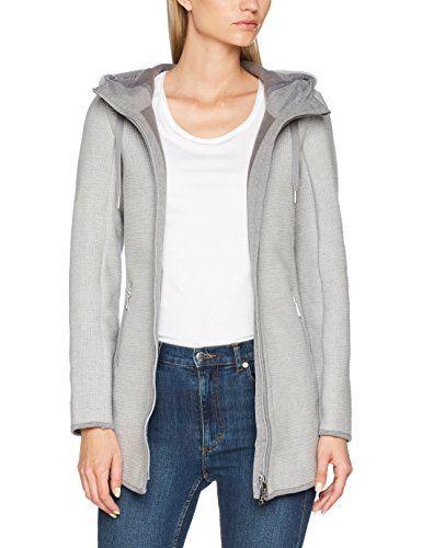 Tailor Damen Jacket Graulight Tom Sweatshirt Sweat Outdoor rdBoxCWe