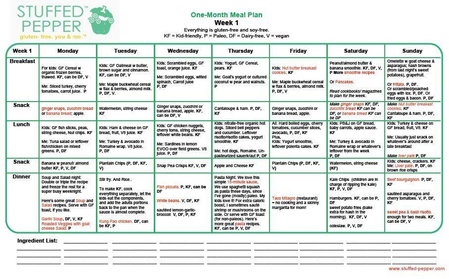 diet plan for weight loss in 1 month   salegoods   Pinterest ...