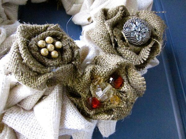 Burlap Crafts Projects Bing Images Crafts Pinterest More