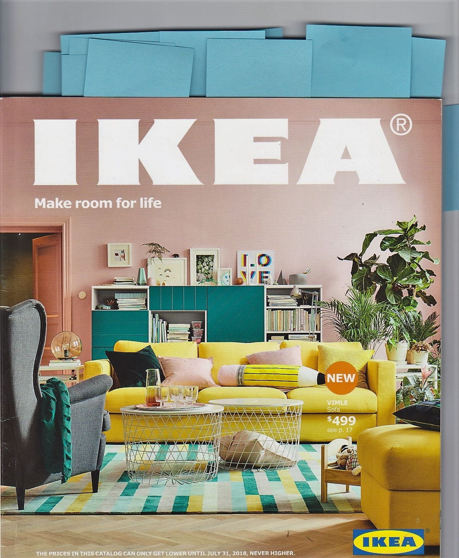 Ikea 2018 Catalog Sneak Peek A Top 10 Countdown Of Favorite New