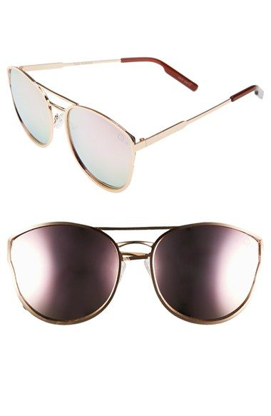 9176c0b91d Free shipping and returns on Quay Australia Cherry Bomb Sunglasses at  Nordstrom.com. Rounded