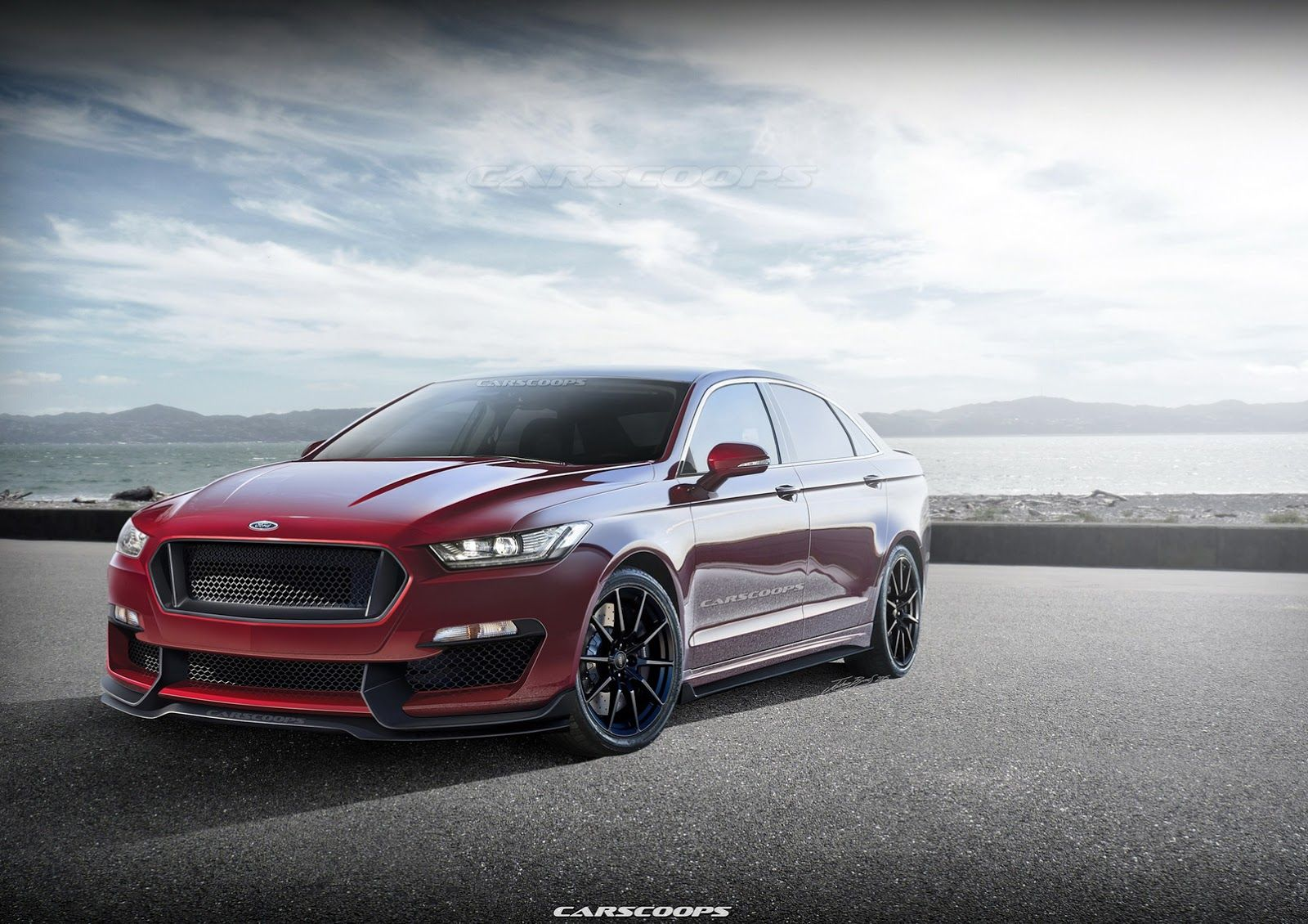 Future Cars Putting The SHO Into Fords AllNew Taurus My - 2016 ford car lineup