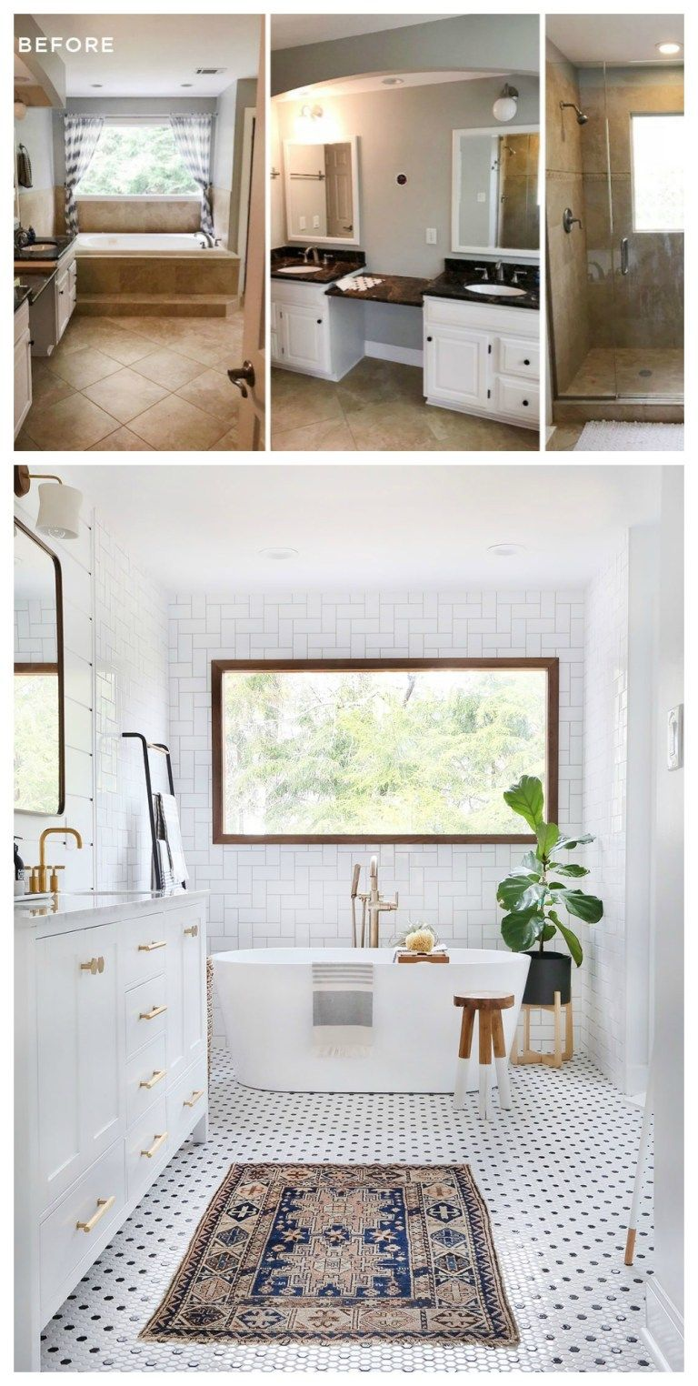 20 bathroom makeovers before and afters bathrooms