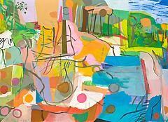 BILL SCOTT artist. painter. born 1956 - Publication - Hollis Taggart