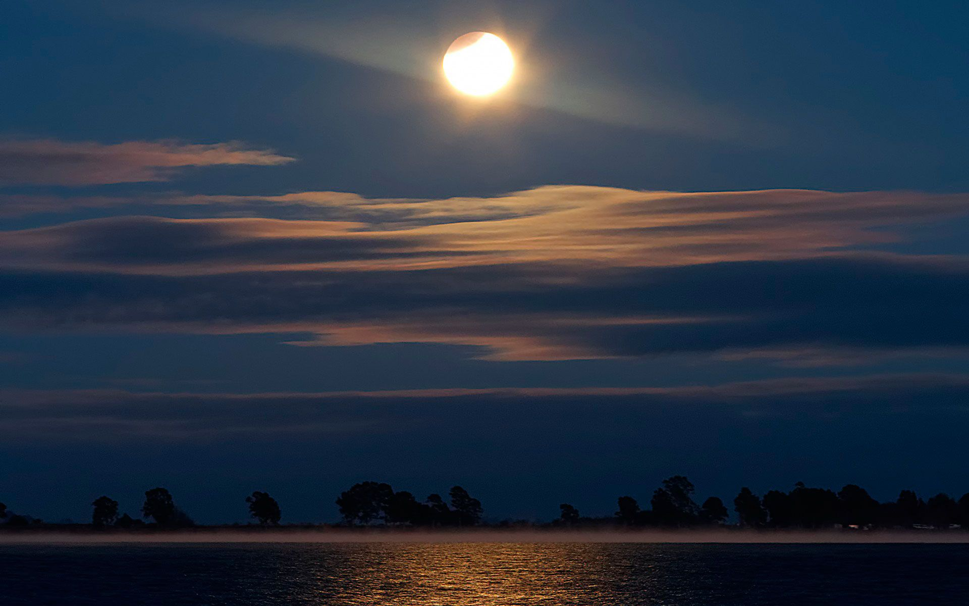 Картинки трактор, картинки вечер море и луна