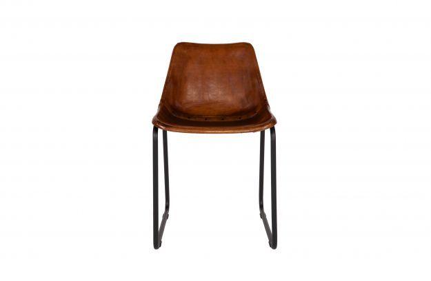 Be Pure Stoel : Rough chair brown eetkamer stoelen eetkamer de eekhoorn