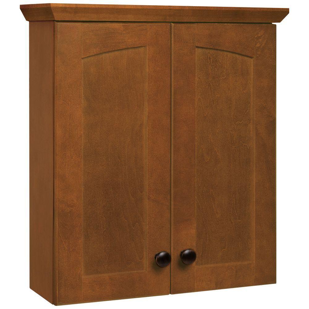 W Bath Storage Cabinet In Chestnut Ttmely Cht