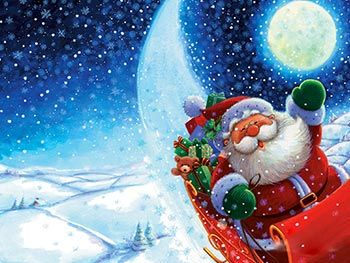 Images Of Santa Claus Beautiful Photo Hd Wallpaper Download Free For Tablet Desktop Pc M Merry Christmas Images Santa Claus Wallpaper Christmas Paintings