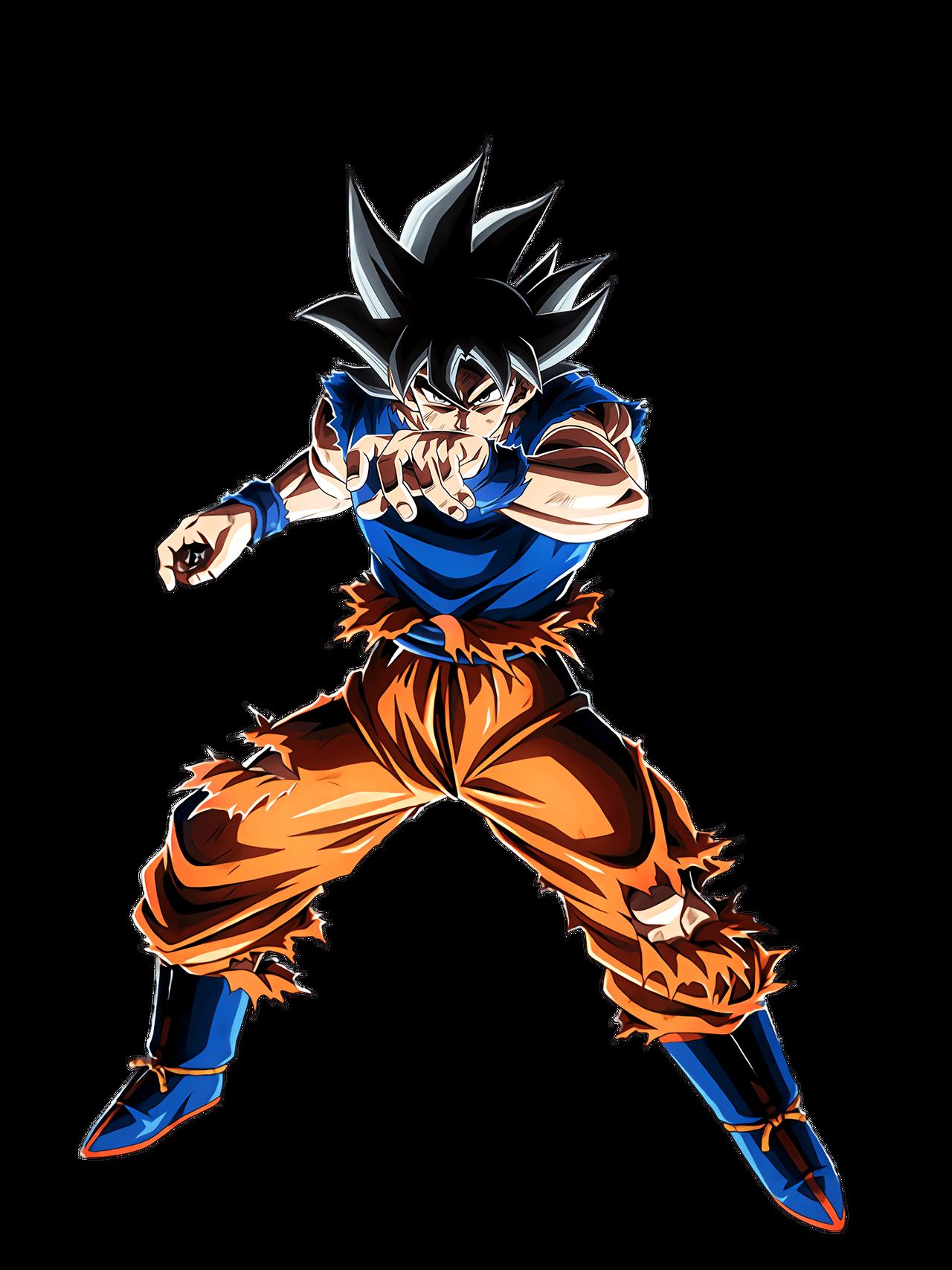 Ultra Instinct Omen Goku Dokkan Battle Card Render By Princeofdbzgames On Deviantart Anime Dragon Ball Super Dragon Ball Super Goku Dragon Ball Super