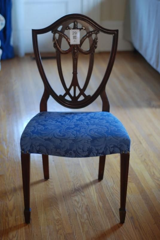 Bernhardt Furniture Co., Dining Room Chairs. Sold At YouBidLocal Bradford  Moving Sales.