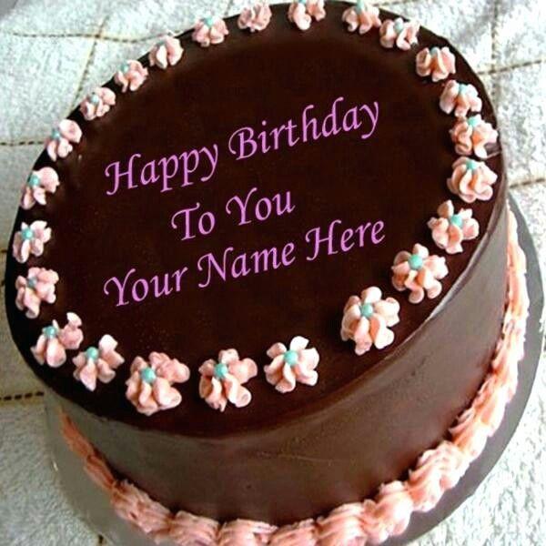 Pin By Anjani Kabra On Birthday Cake Chocolate Happy Birthday