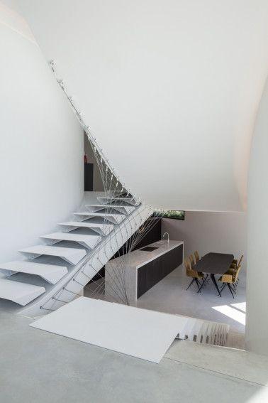 Villa MQ | Architect Magazine | Office O Architects, Tremelo, Belgium, Single Family, New Construction, Architects