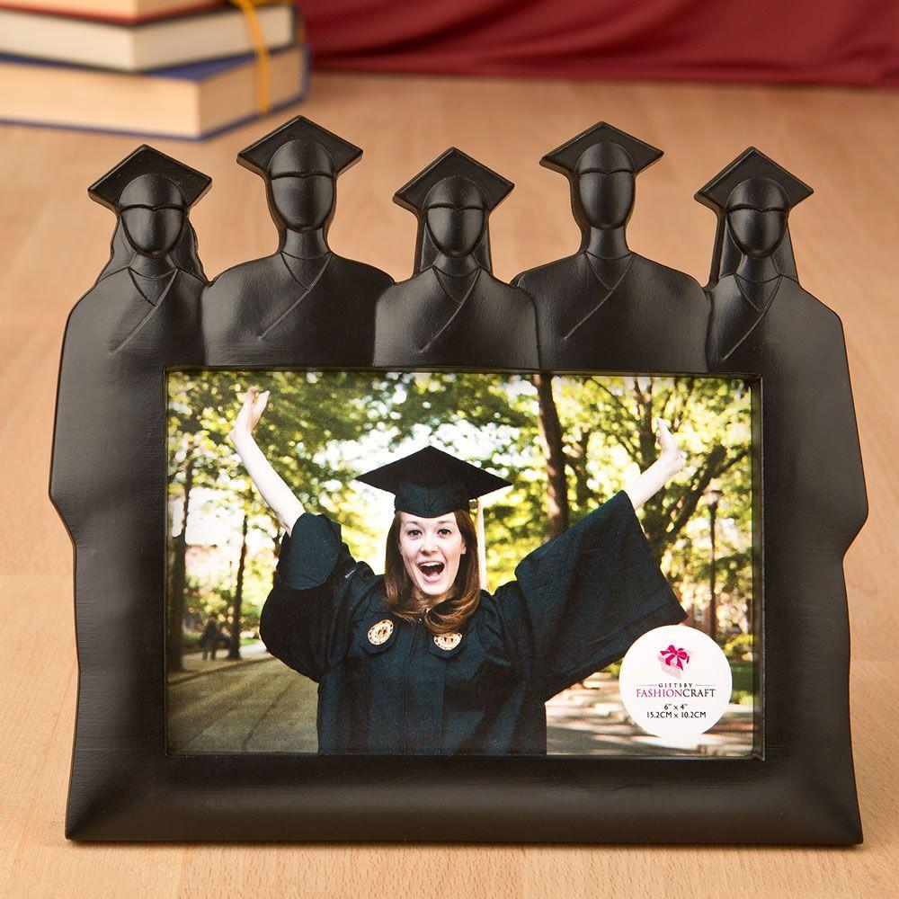 Graduation Silhouette Group Frame 4 x 6 | Graduation ...