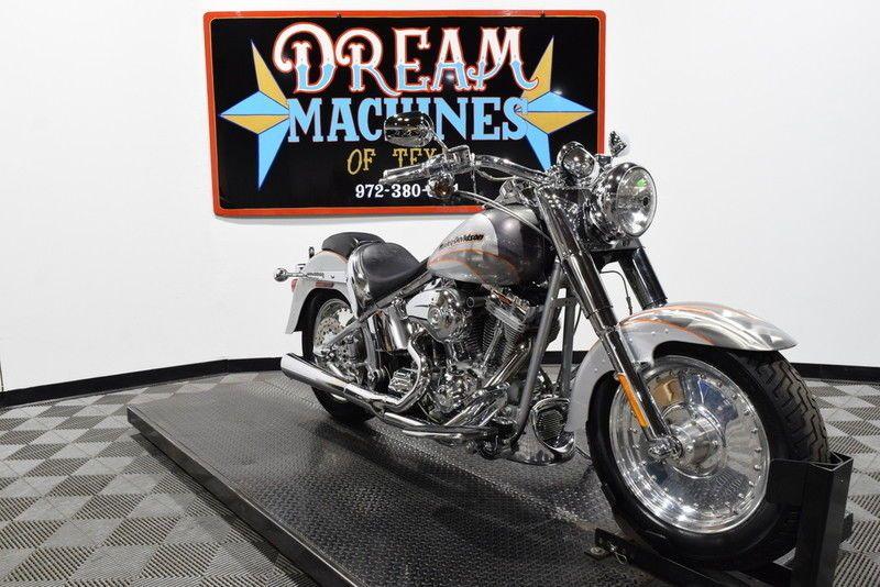 Ebay Flstfse Screamin Eagle Fat Boy Cvo Dream Machines Of Texas 2005