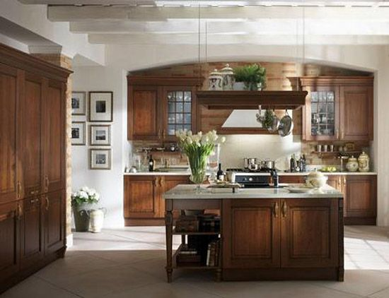 Cocinas Peque As Rusticas Buscar Con Google Casa