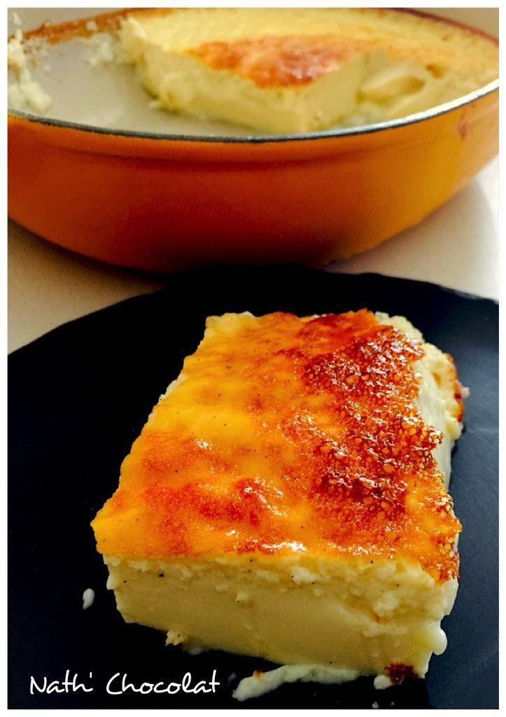 Oeufs Au Lait De Ma Grand Mère Healthy Tasty Flan Desserts