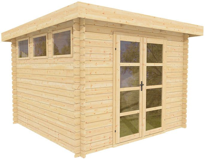 10 X10 Storage Shed Garden Modern Shed Pool House Moderna Solidbuild Shed Kits Building A Shed