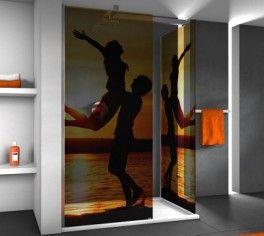 klebefolie f r duschkabine klebefolien duschkabine folie und k chen fronten. Black Bedroom Furniture Sets. Home Design Ideas
