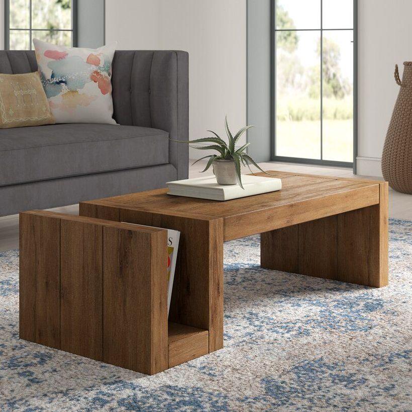 47 Attractive Coffee Table Designs Ideas From Best Wood Decoona Diseño De Muebles Mesas De Centro Modernas Mesas De Centro Minimalistas