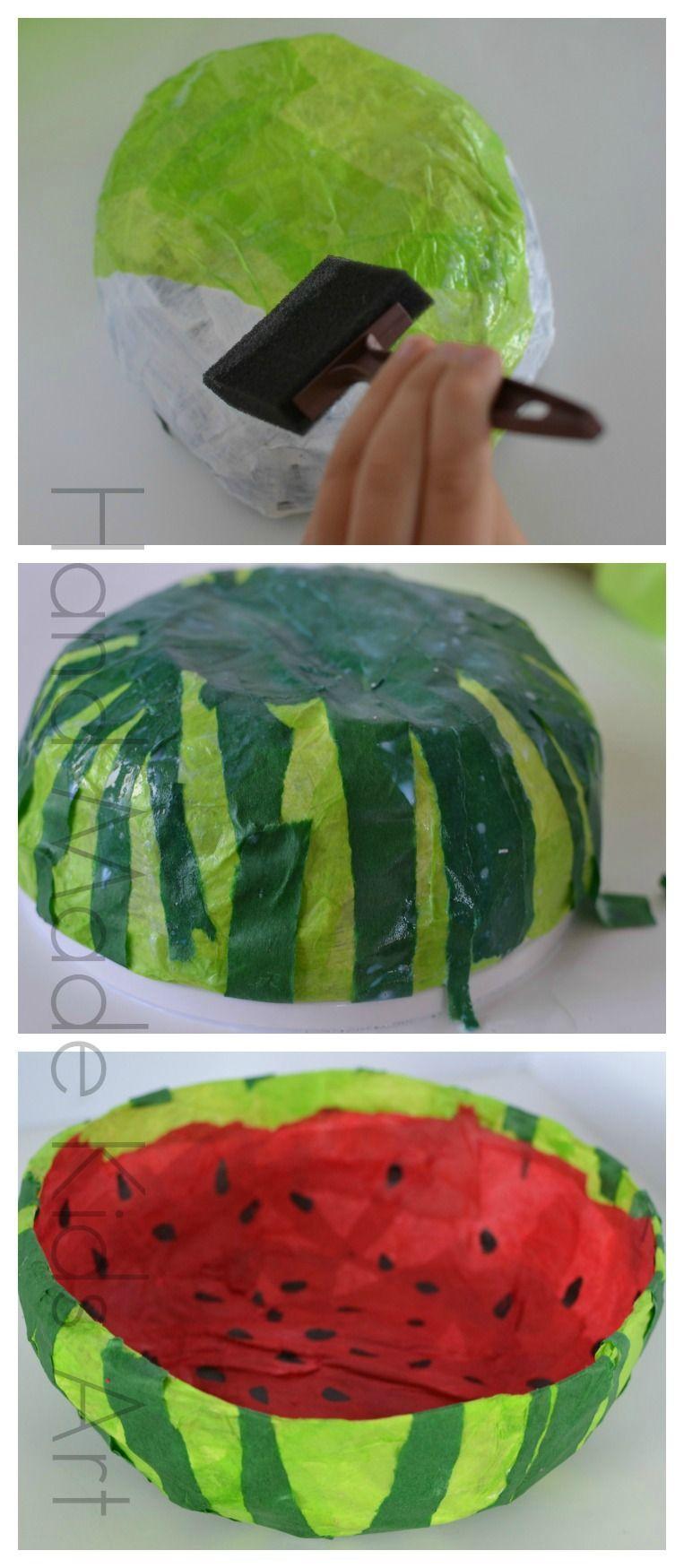42++ Paper mache crafts easy info