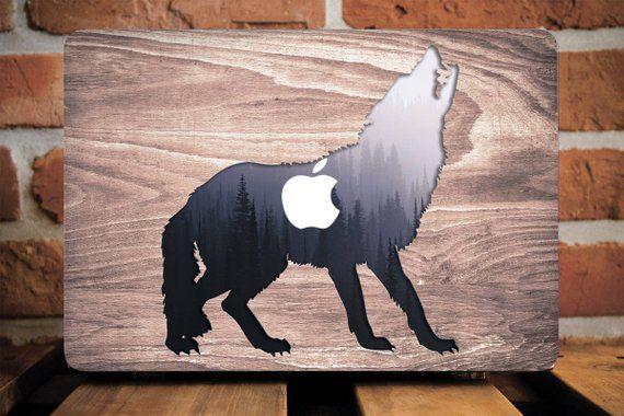 Wolf Macbook Pro 15 Case Macbook Air Case Macbook Pro Cover