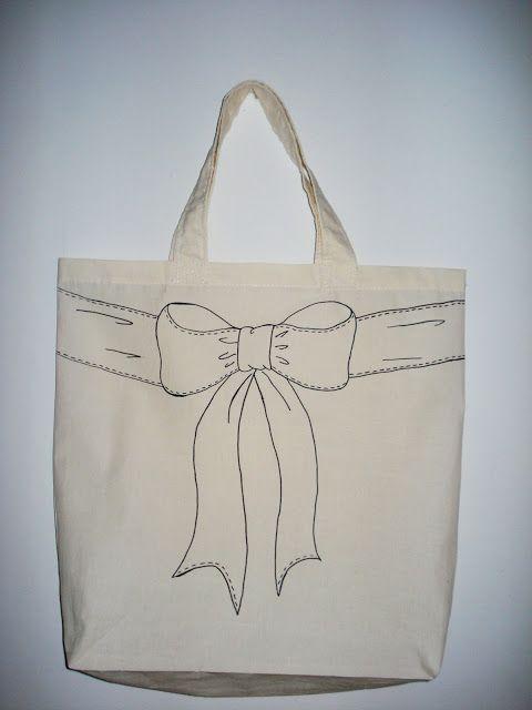 f5dc67055 Blog da Nah // Oficial: Faça você mesma: Ecobag Personalizada ...
